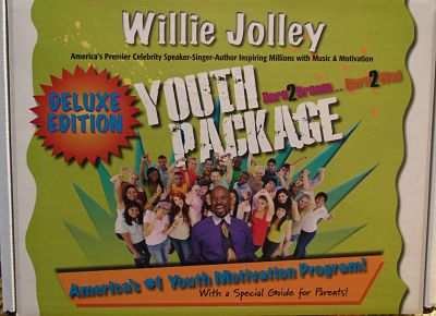 Youth Deluxe Outer Package